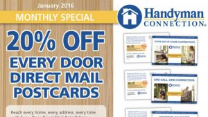 handyman connection every door direct mail discount