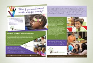 project purpose giving mailer