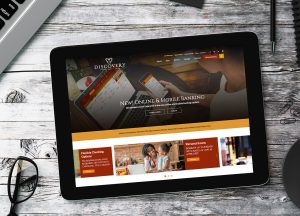 credit union mobile banking website
