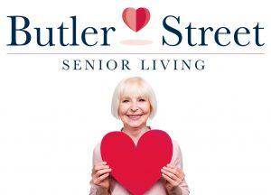 butler street senior living logo