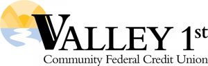 Valley 1st federal credit union logo